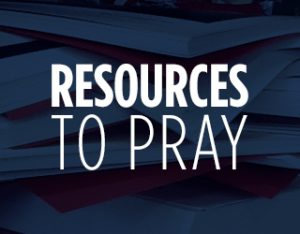resources to pray