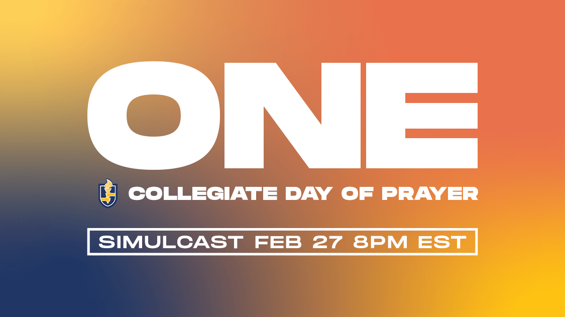 Collegiate Day of Prayer Simulcast
